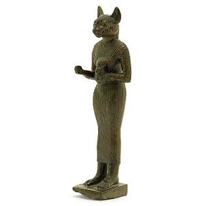 Божественные кошки в Древнем Египте - Кот Обормот