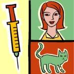 Чумка у кошек, симптомы и лечение