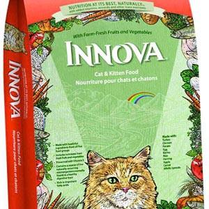Корм для кошек Innova Cat and Kitten - обзор, отзывы