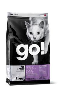 Корм для кошек Go Natural – обзор, отзывы, рекомендации