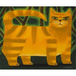 Заболевания печени у кошки: симптомы, лечение и профилактика