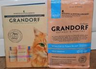 Корм для кошек GRANDORF