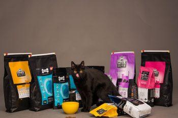 Корм для кошек Gina Elite: обзор, отзывы