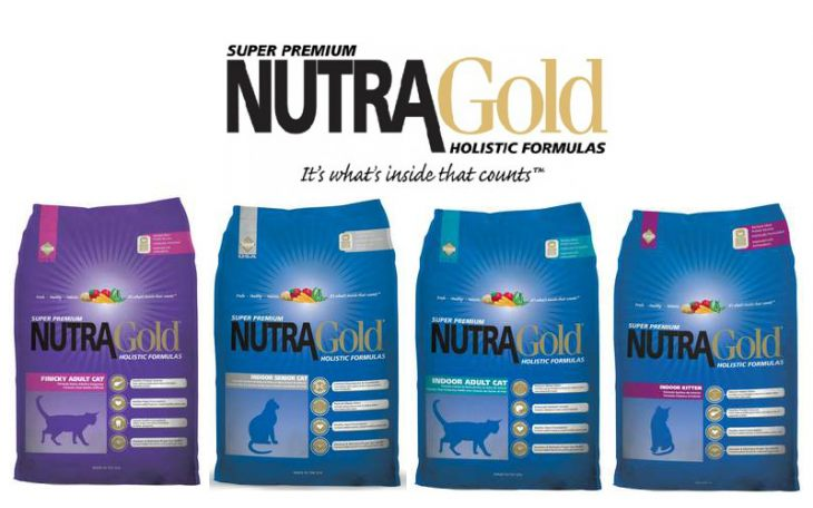Nutra Gold Holistic - важно то, что внутри
