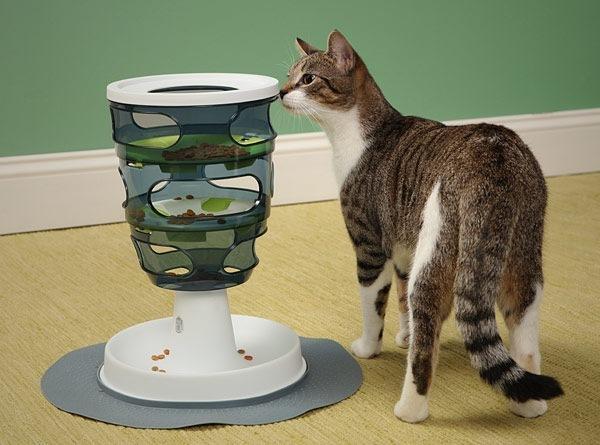 Интерактивные кормушки для кошек -CATIT DESIGN SENSES FOOD MAZE