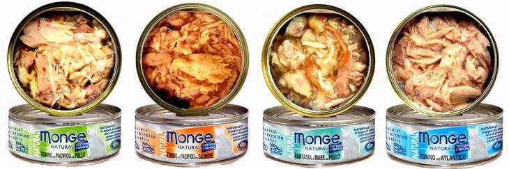 Обзор консервированного корма Monge