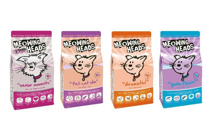 Обзор сухого корма Meowing Heads - серьезный бренд с веселым нравом