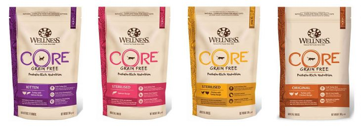 Обзор сухого корма Wellness Core