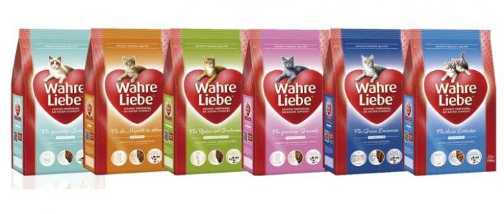 Обзор сухого корма Wahre Liebe